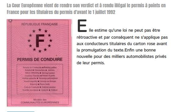 hoax permis 1992